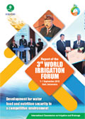 Report of the 3rd World Irrigation Forum, 2019, Bali, Indonesia