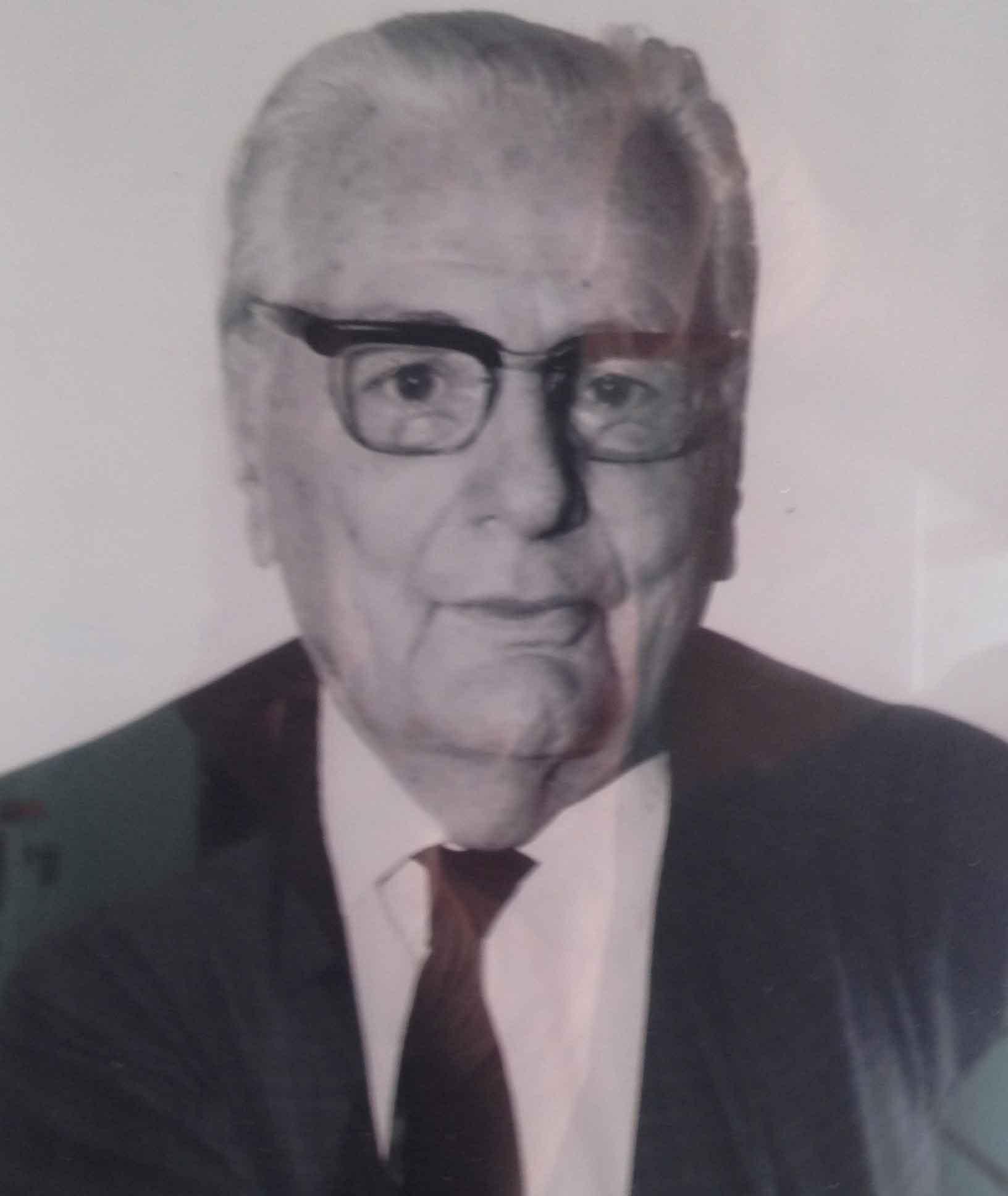 Mr. G.E. Papadopoulos